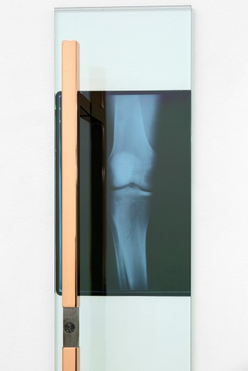 Bare Faces, detail, (2014).<br />